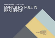 Derek Mowbray's Guide to the Manager's Role in Resilience