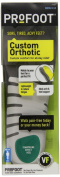 Profoot Custom Insole with Vita-Foam for Men's, Size 8-13