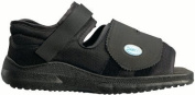 Med-Surg Shoe in Black Size