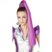 Cosmic Ponytail Costume Wig