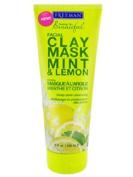 Freeman Mint & Lemon Facial Clay Mask 6 fl oz (150 ml) - Set of 3