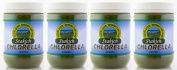 Stakich CHLORELLA POWDER 1.8kg (in four 1.8kg jars) - 100% Pure, Top Quality