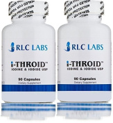 RLC Labs Ithroid -- 12.5 Mg - 90 Capsules