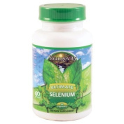 90 Capsules Youngevity Ultimate Selenium 100 mcg With Vitamins A C D and E