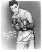 Boxing Legend Rocky Marciano 8x10 Photo #4