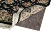 0.6m X 0.9m Ultra Plush Non-Slip Rug Pad for Hard Surfaces and Carpet