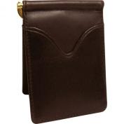 AmeriLeather Leather Money Clip