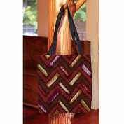 Thumbprintz, Chevron Ikat Spice
