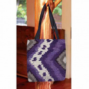 Thumbprintz, Tribal Ikat Plum