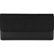 Travelon Safe ID Accent Flap Clutch Wallet
