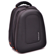 Traveller's Choice Compression Moulded EVA Expandable Laptop Backpack