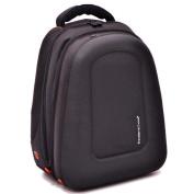 Traveller's Choice Compression Moulded EVA Expandable Laptop Backpack