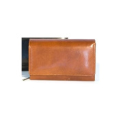 Ultimo Leather Wallet with Credit Card & Coin Pocket