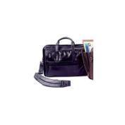 Winn International Cowhide Leather Briefcase