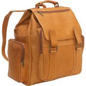 Le Donne Leather Large Traveller Back Pack
