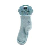 Earth Therapeutics 505164 Aloe Socks Blue 1 Pair