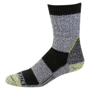 Dickies Men's 2pk Steel Toe Crew Socks