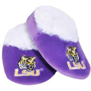 Baby LSU Slippers