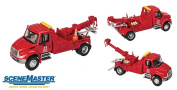 Walthers SceneMaster International 4300 Tow Truck, Red