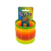 Ja-Ru Super Action Rainbow Slinky Spring