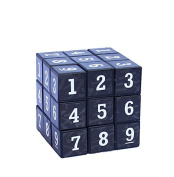Dazzling Toys Sudoku on a Puzzle Cube