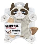 Ganz Grumpy Cat Window Cling 25cm Plush