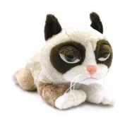 Ganz Grumpy Cat Laying Plush, 20cm