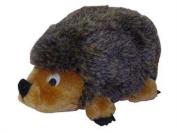 Outward Hound Kyjen Hedgehogz Dog Toys Plush Rattle and Squeak Toy