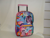 My Little Pony Rolling Backpack