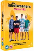 Inbetweeners Movie 1 and 2 [Region 2]