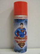 3 X SUPERMAN SUPER POWERED PROTECTOR SHOWER FOAM 3 X 230ml **UK POSTAGE ONLY**