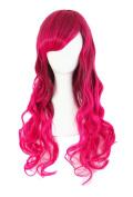 MapofBeauty Beautiful Long Wavy Harajuku Style Cosplay Wig