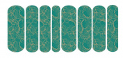 Lazy Nails Lace Nail Wraps - Jade