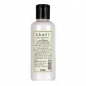 Khadi Rose and Honey Moisturiser With Sheabutter, 210ml