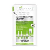 BIELENDA PROFESSIONAL HOME EXPERT Deep Microdermabrasion Face Treatment Peel Active, 5 Easy Steps