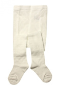 Weri Spezials Baby and Children Lace Tights White
