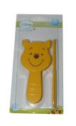 Disney Winnie the Pooh Bear Baby Hair Brush and Comb Set