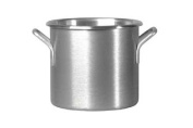 Vollrath 4303 8-Guage Aluminium Wear-Ever Classic Rolled Edge Stock Pot, 11.4l