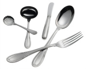 Ricci Impero 5-Piece Stainless-Steel Flatware Hostess Set