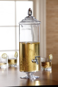 Fifth Avenue Crystal Provence Beverage Dispenser, 7540ml
