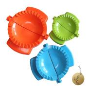 Rimobul Asian Kitchen Jumbo Dumpling Press - Set of 3