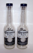 Corona Salt and Pepper Shakers