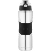 Under Armour Dominate 710ml Vacuum Insulated Stainless Steel Bottle with Flip Top Lid