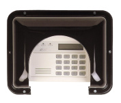 Safety Technology International STI-7505 Bio Protector - Identification Reader Cover - Smoked Colour, Polycarbonate Housing