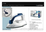 DOMESTIC - 750W SHOT OF STEAM TRAVEL IRON - 1 OF