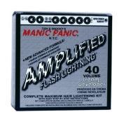 Manic Panic Flash Lightning Hair Bleach Kit 40 Volume by Manic Panic [Beauty]