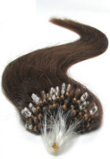 Grammy 60cm Remy Micro Ring/Loop Human Hair Extensions 50g 100S / Pack