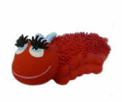 Natural rubber sensory toy CARLY the Caterpillar