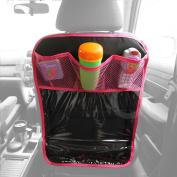 CAR SEAT BACK ORGANISER TRAVEL baby STORAGE SEAT BACK / SEATBACK HOLDER