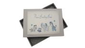 White Cotton Cards Nan's Boasting Book Tiny Photo Album Toys Range